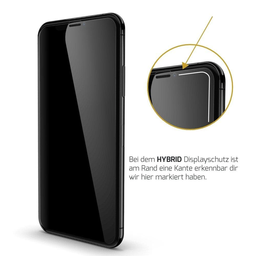 iPhone 11 Pro Max Displayschutz Hybrid - GLAZ Displayschutz