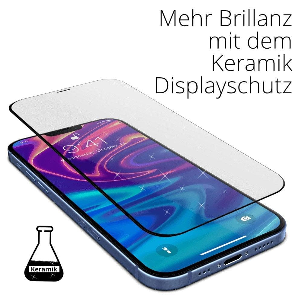 iPhone 12 Pro Keramik Displayschutz - GLAZ Displayschutz
