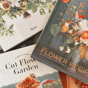 Flower Floristry Resource Books