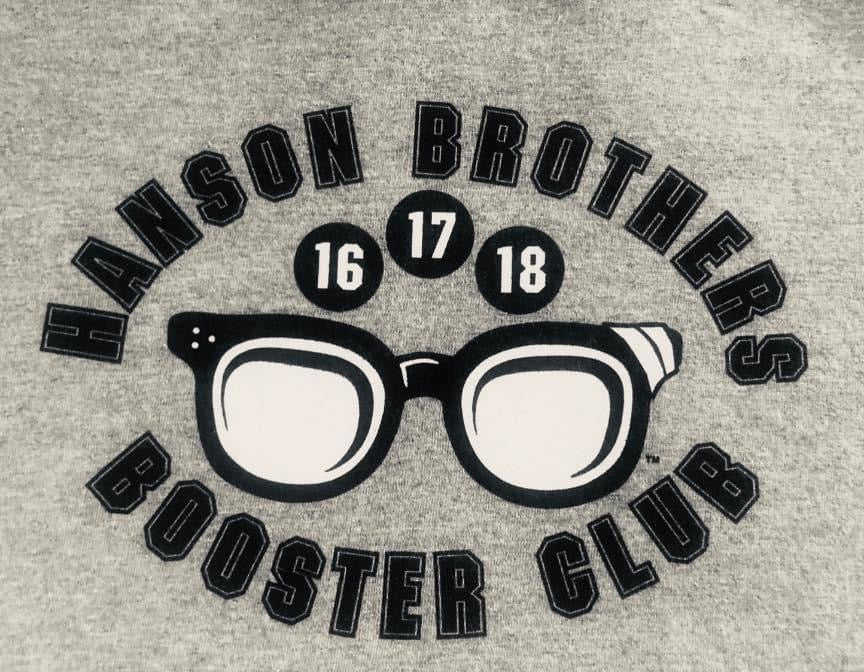 Hanson Brother Booster Club T-shirt