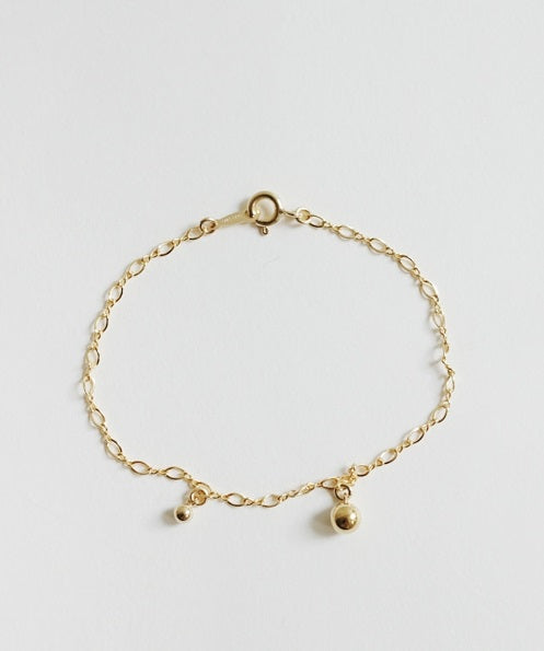 Antique Ball Bracelet