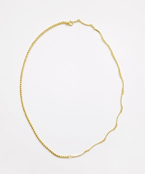 Half Chain Necklace