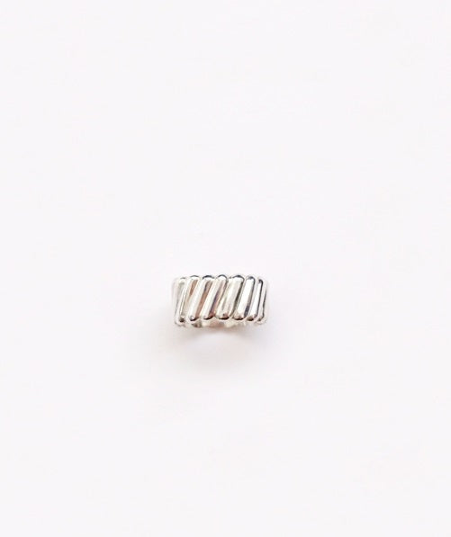 Bulging Ring - Silver