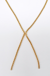 Two Line Necklace