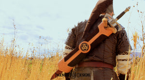Epic Link Cosplay: How to Make Link's Quiver