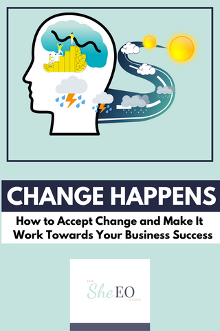 How to thrive with change in your business