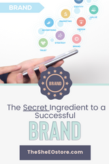 Secret ingredient to a successful brand