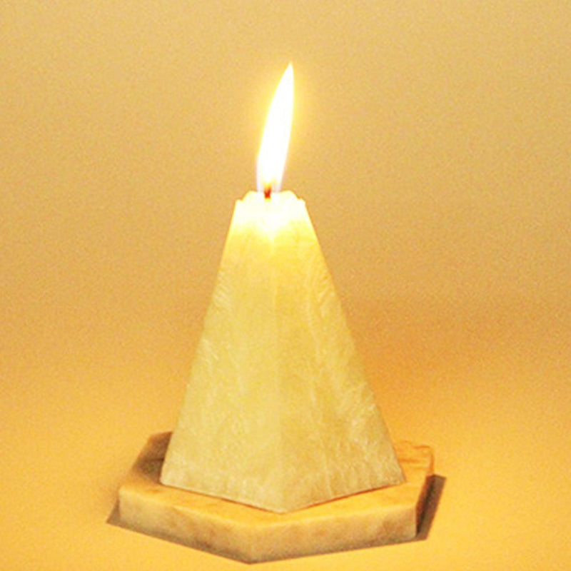 Aromatherapy Candle Iceberg Tabletop Decoration 3D Other Variscite