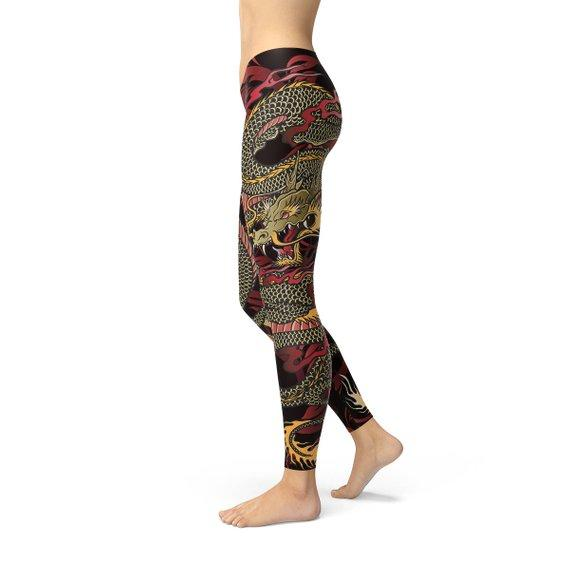 Dragon Leggings - The SheEO Store
