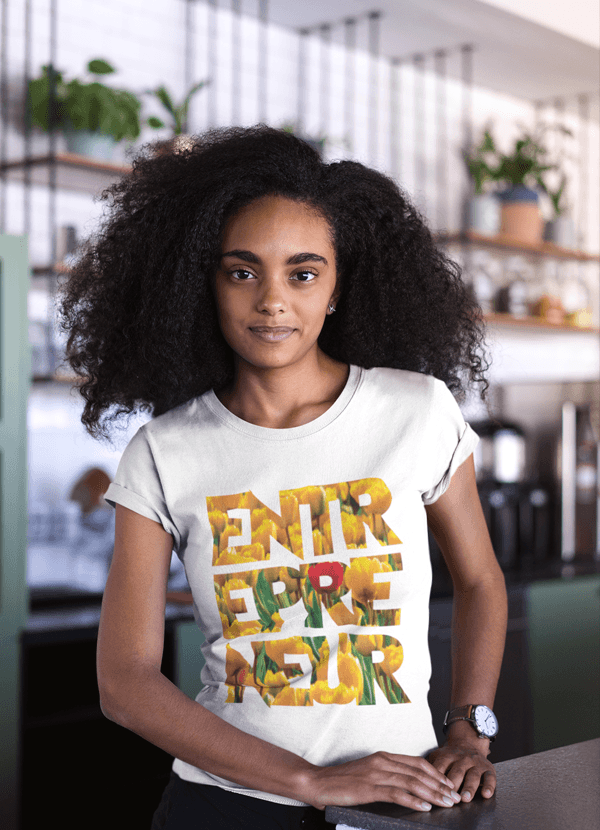 Entrepreneur T-Shirts - The SheEO Store