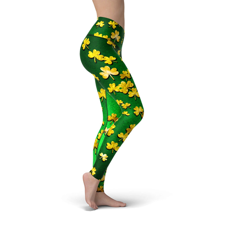 Lucky Clover Leggings - The SheEO Store