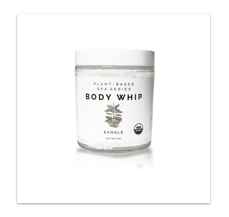 Organic Body Whip | Exhale - The SheEO Store
