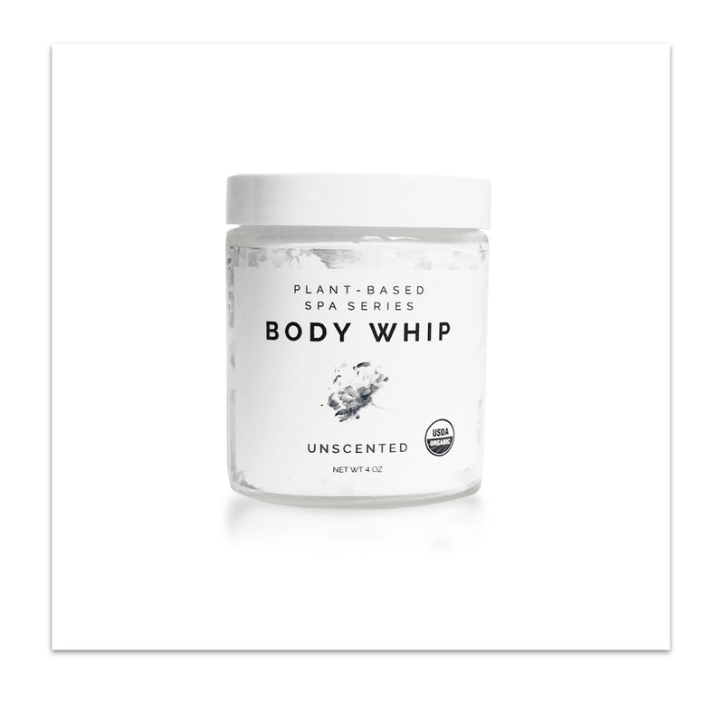 Organic Body Whip | Unscented - The SheEO Store