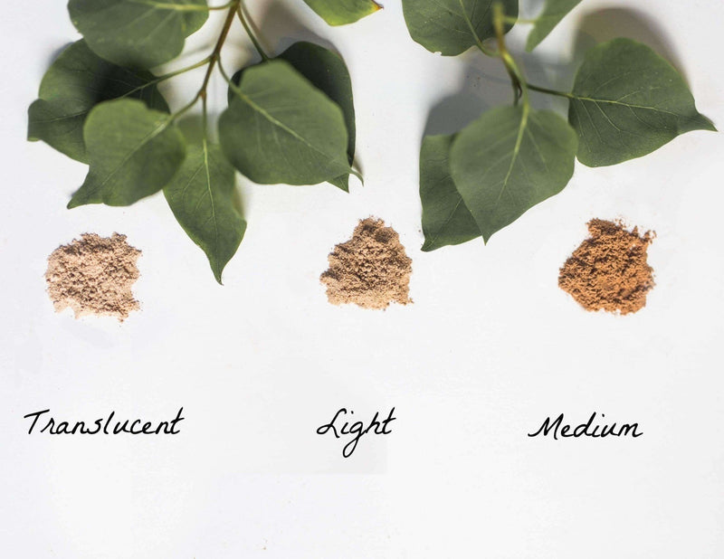 Organic Face Powder | Light - The SheEO Store