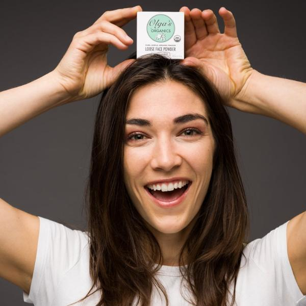 Organic Face Powder | Translucent - The SheEO Store