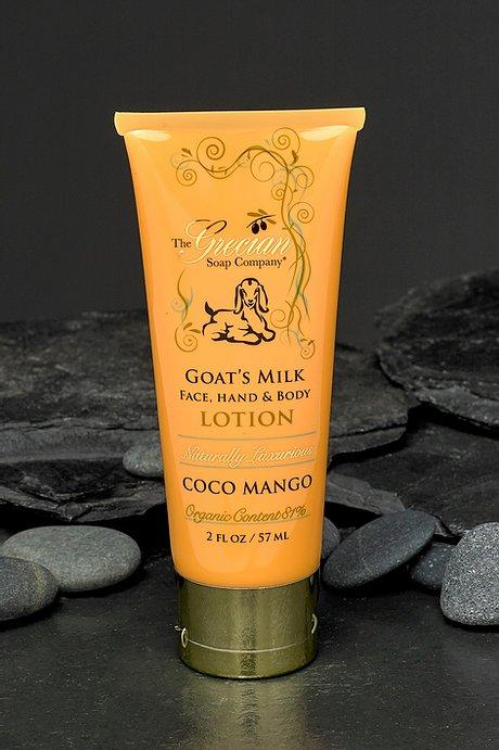 Organic Goats Milk Lotion 2oz. - The SheEO Store