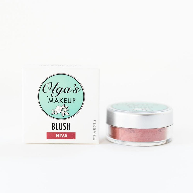 Organic & Mineral Blush | Niva - The SheEO Store