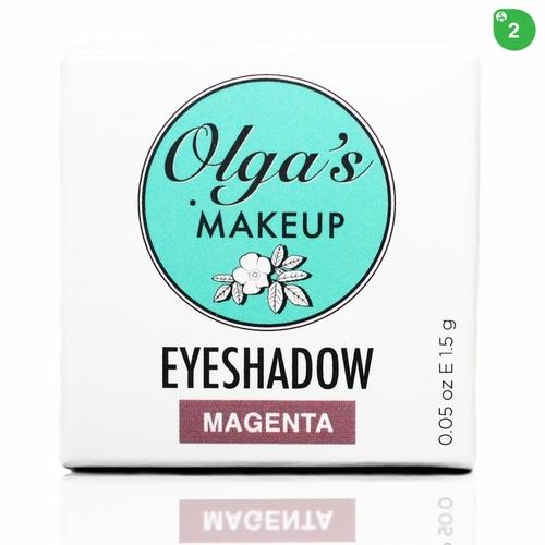 Organic & Mineral Eyeshadow | Magenta - The SheEO Store