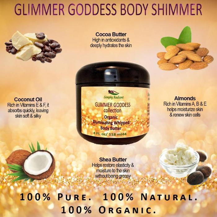 Organic Whipped Bronzing Body Butter - The SheEO Store