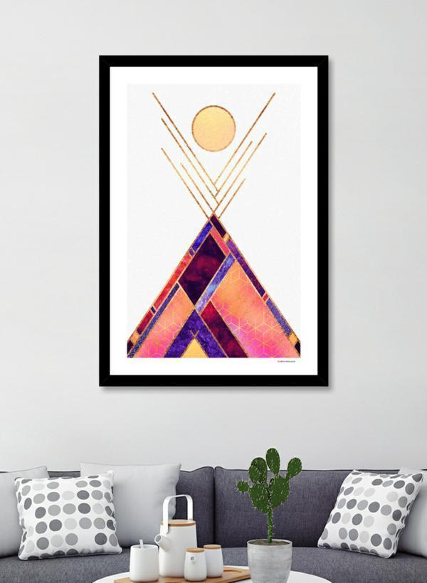 Tipi Mountain Frame - The SheEO Store