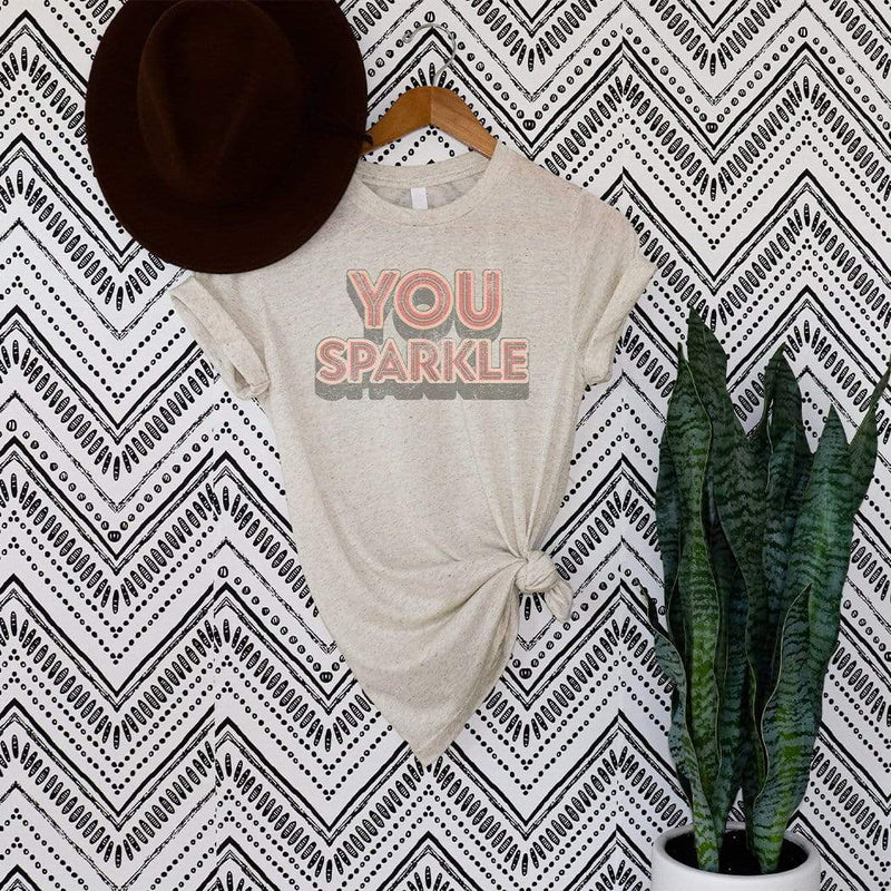 You Sparkle Graphic T-Shirt - The SheEO Store