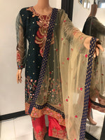 Ramsha Eid Collection Party suit