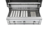 "42"" Freestanding Sedona Grill with 1 ProSear Burner, 2 SS Tube Burner - Ships Assembled"