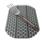 Grill Grate for Weber 22 inch, Classic Kamado, Large Egg