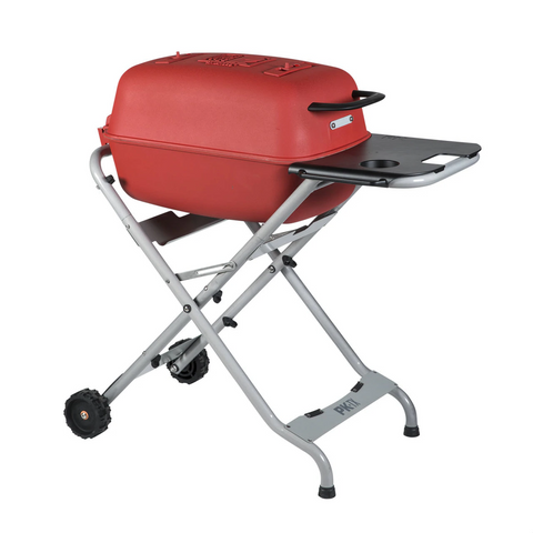 The Original PK-TX Grill & Smoker Matte Red