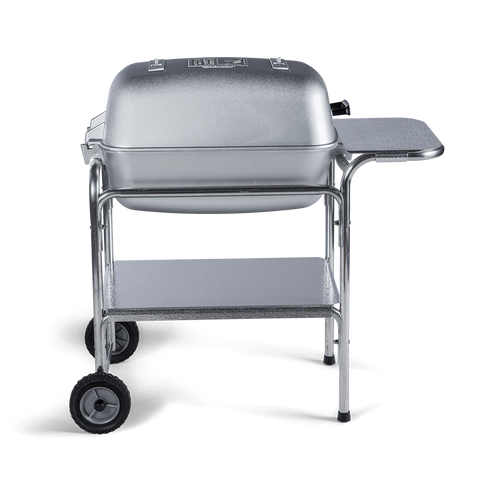 The Original PK Grill & Smoker Silver