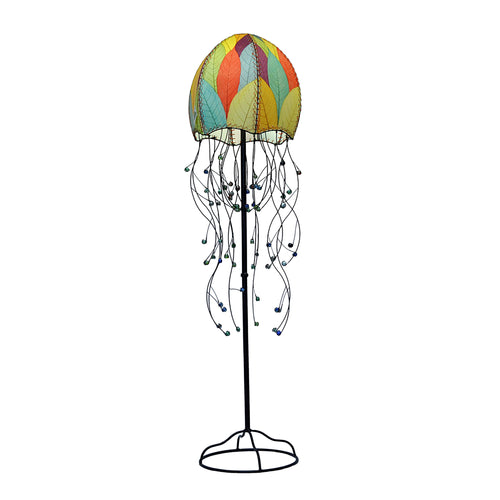 Large Jelly Fish Floor Lamp