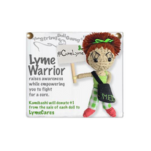 Load image into Gallery viewer, Lyme Warrior Girl