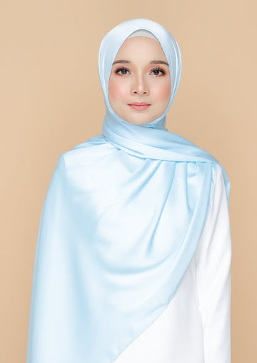 Nanalaff Shawl Light Blue