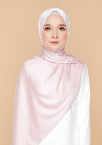 Nanalaff Shawl Light Pink