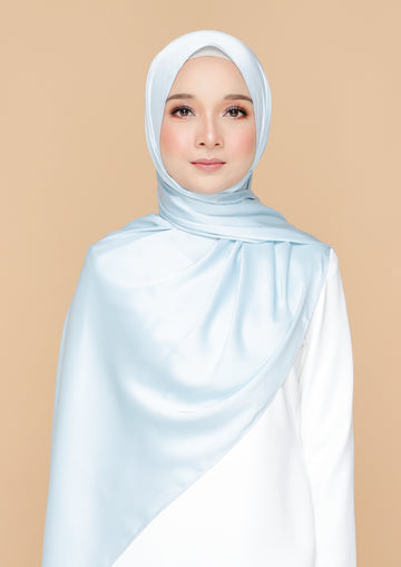 Nanalaff Shawl Powder Blue