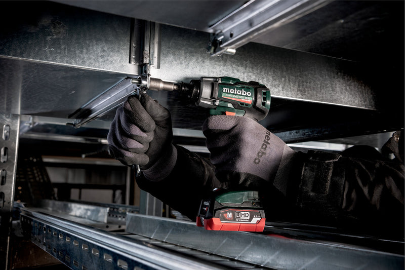 "Metabo 601115890 12V Power Maxx 1/4"" HEX Compact Brushless Impact Driver Bare"