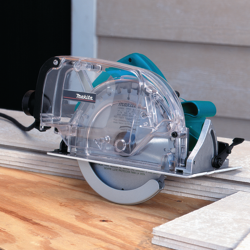 "7‑1/4"" Circular Saw, with Dust Collector (Pack of 2)"