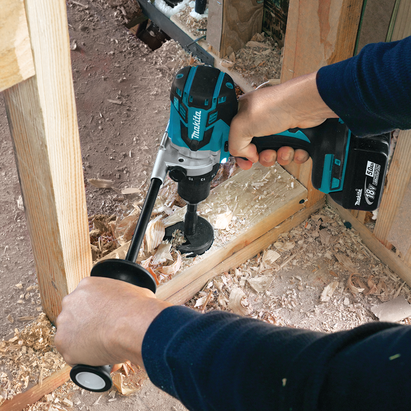 Makita XT611PT 18V LXT® Lithium‑Ion Brushless Cordless 6‑Pc. Combo Kit (5.0Ah)