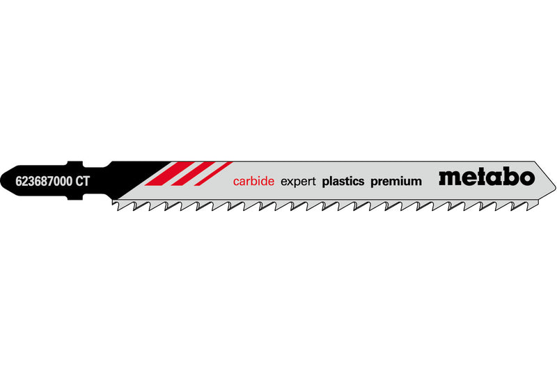 Metabo 623687000 Jig Saw Blade - 3/PK.