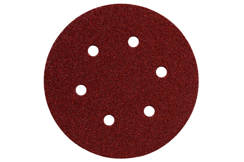 "Metabo 624054000 Sandpaper - 3 1/8"" Dia. - A100 - 25/PK,(Pack of 4)"
