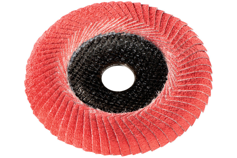 "6"" CONVEX FLAP DISC  P80 CER (Pack of 10)"