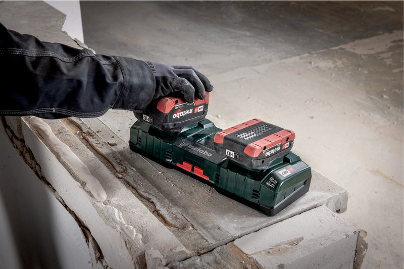Metabo 627497000 ASC 145 Duo Charger