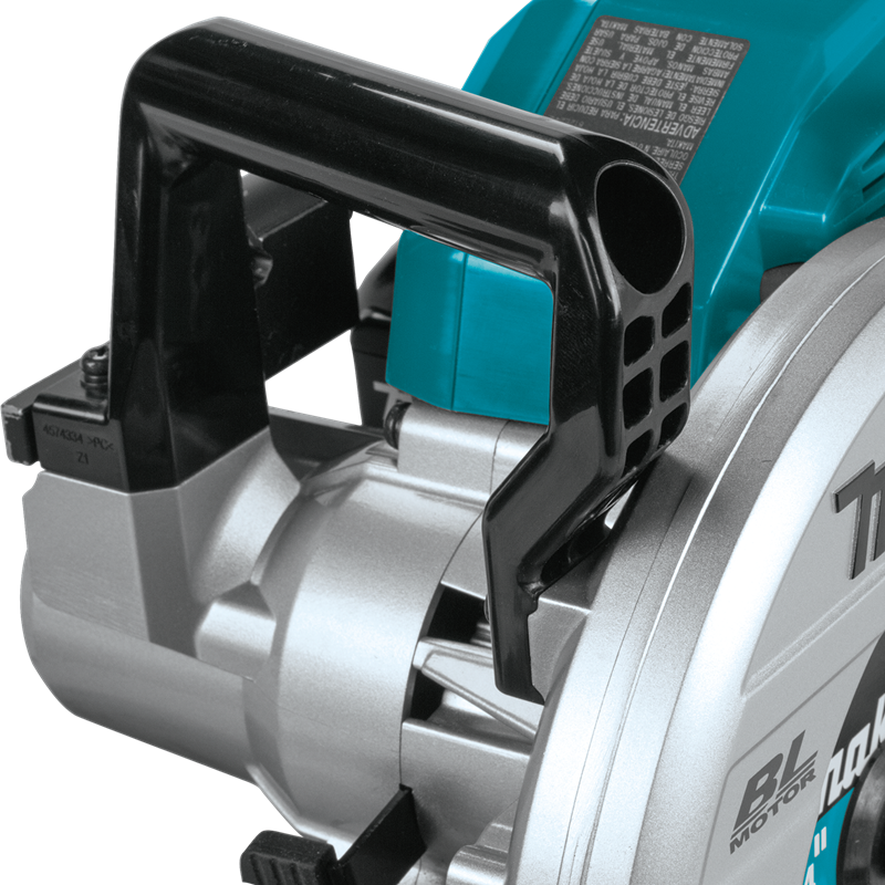 "Makita XSR01PT 18V X2 (36V) LXT® Lithium‑Ion Brushless Cordless Rear Handle 7‑1/4"" Circular Saw Kit (5.0Ah)"
