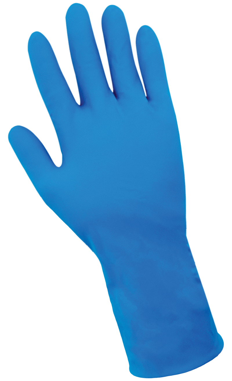Medical-Grade Powder-Free Nitrile Disposable Gloves with a Textured Finish - 605PF (10 Box/Case)