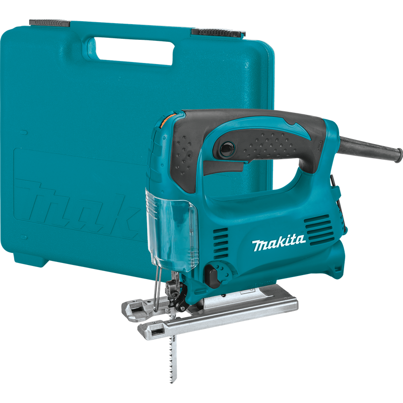 Makita 4329K Top Handle Jig Saw, 500-3,100 SPM, var. spd., orbital, case (Pack of 5)