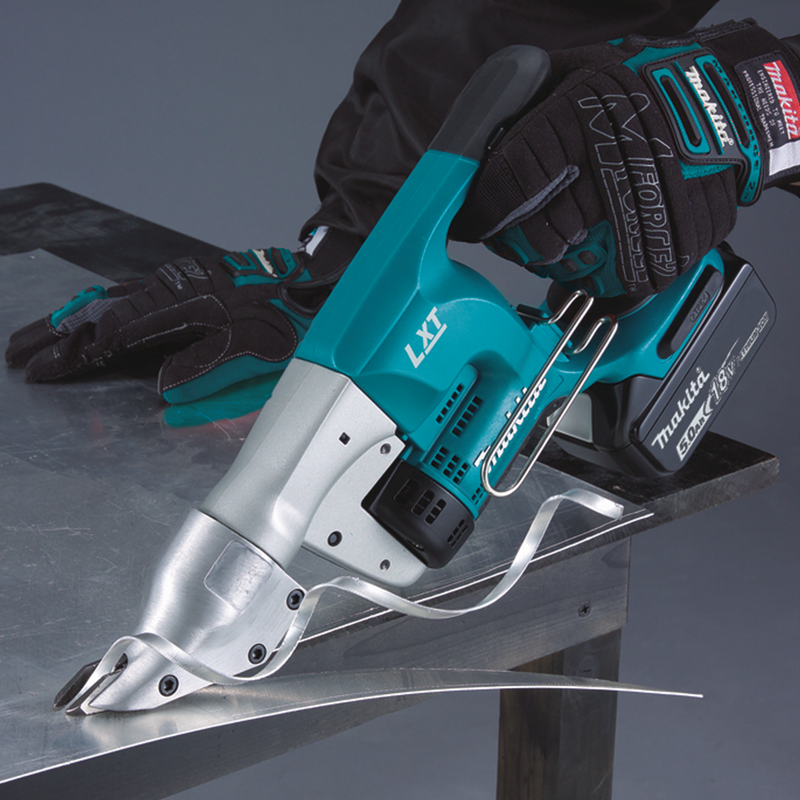 18V LXT® Lithium‑Ion Cordless 18 Gauge Straight Shear Kit (5.0Ah)