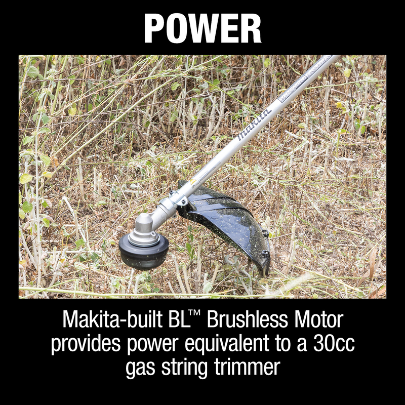 18V X2 (36V) LXT® Lithium‑Ion Brushless Cordless String Trimmer, Tool Only