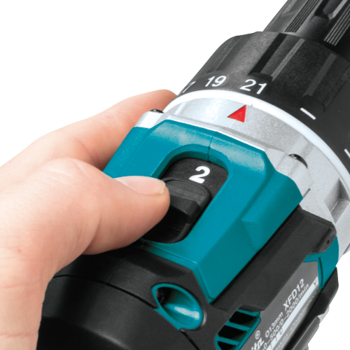 "18V LXT® Lithium‑Ion Compact Brushless Cordless 1/2"" Driver‑Drill, Tool Only (Pack of 6)"