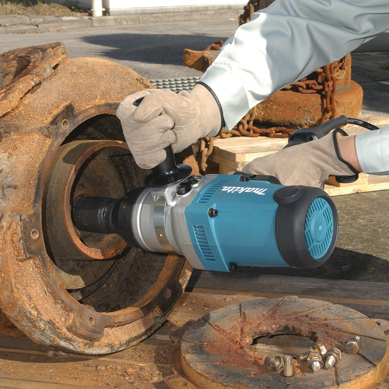 "1"" Impact Wrench w/ Friction Ring Anvil"
