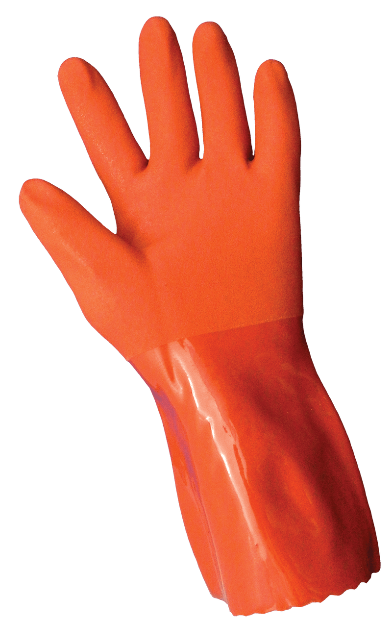 Global Glove 8620 Chemical Resistant Supported Neoprene, PVC and Nitrile Gloves (Case of 72 Pairs)